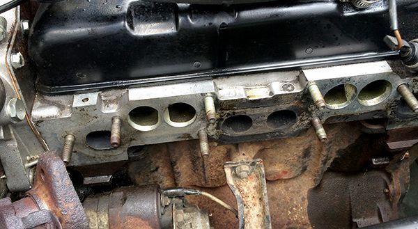 Renault 4 Manifold Gasket