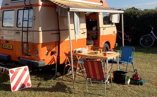 VW Camping Finisterre