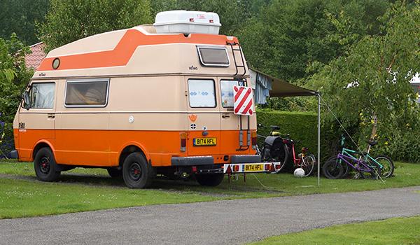 VW LT Camper Camping In- Dieppe