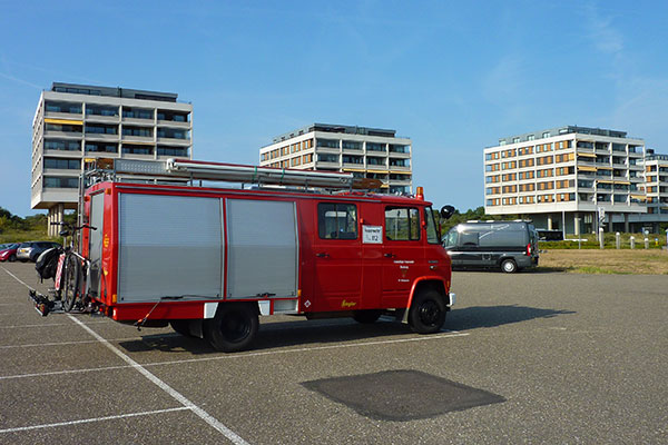 Hook van Holland | Feuerwehr Camper | Fire Engine Camper | Mercedes Benz 608D