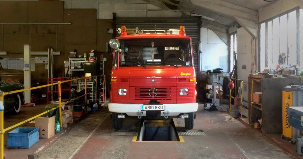Fire Truck Camper | Conversion | Fire Engine Campervan | Vanlife | MOT Day
