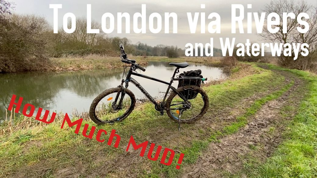 Cycle To London via RIvers and Canals | Ride with GPS | Glenn Jobson | Cambridge